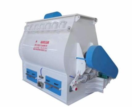 SDHJ Series Single-shaft Paddle Mixer