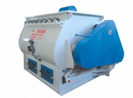 SSHJ Series Double-shaft High Efficient Mixer