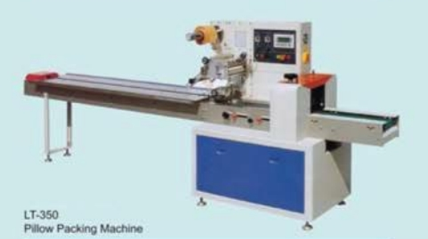 LT-350 Pillow packing machine