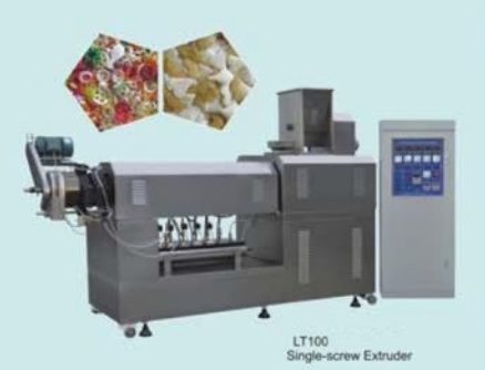 LT100 Sigle-screw extruder