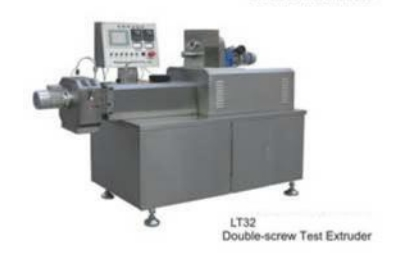 LT32 Double-screw test extruder