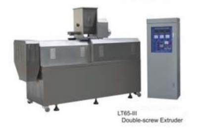 LT65-III Double-screw extruder