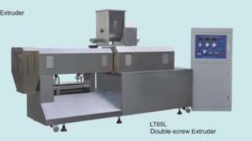 LT65L Double-screw extruder