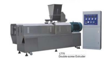 LT70 Double-screw extruder