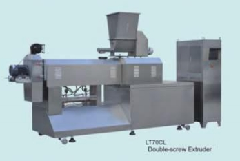 LT70CL Double-screw extruder