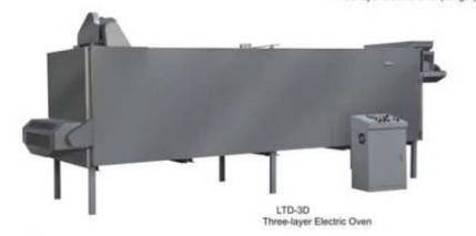 LTD-3D Three-layer electric oven, menjual berbagai macam mesin pakan, mesin extruder, harga mesin extruder surabaya, harga mesin pakan ikan, harga mesin pakan dan snack