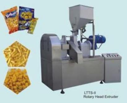 LTTS-II Rotary head extruder