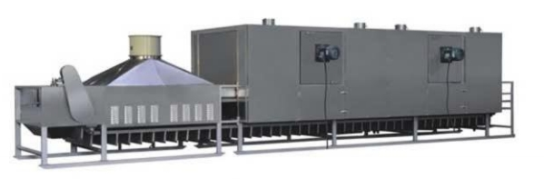 Series of customized roasting, drying cooling solution