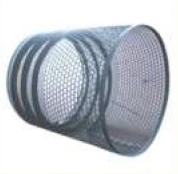 Screen of granular drum sieve